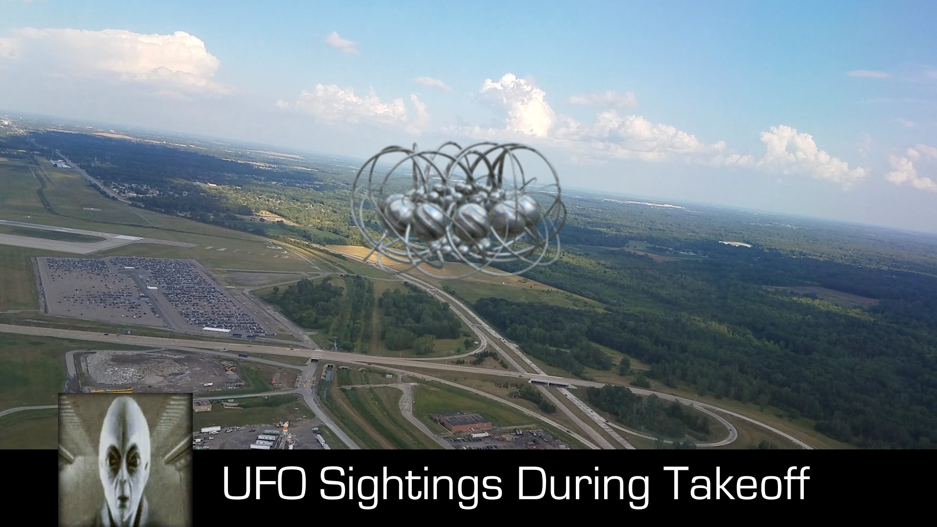 UFO Sightings During Takeoff