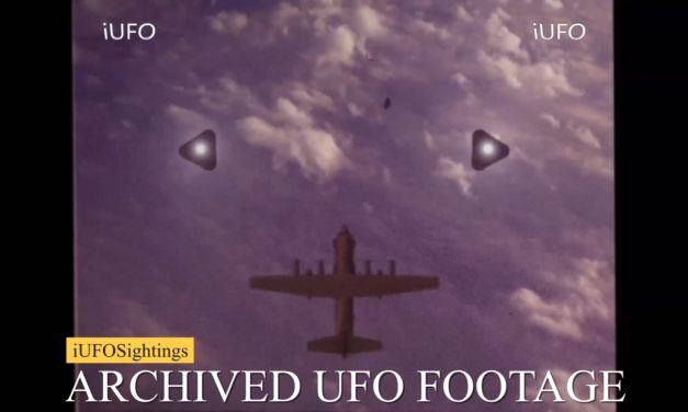 Breaking Archived UFO Footage Just Released Do You Have Any Input Thank You