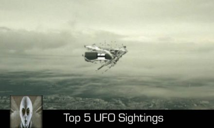 Top 5 UFO Sightings November 19th 2017