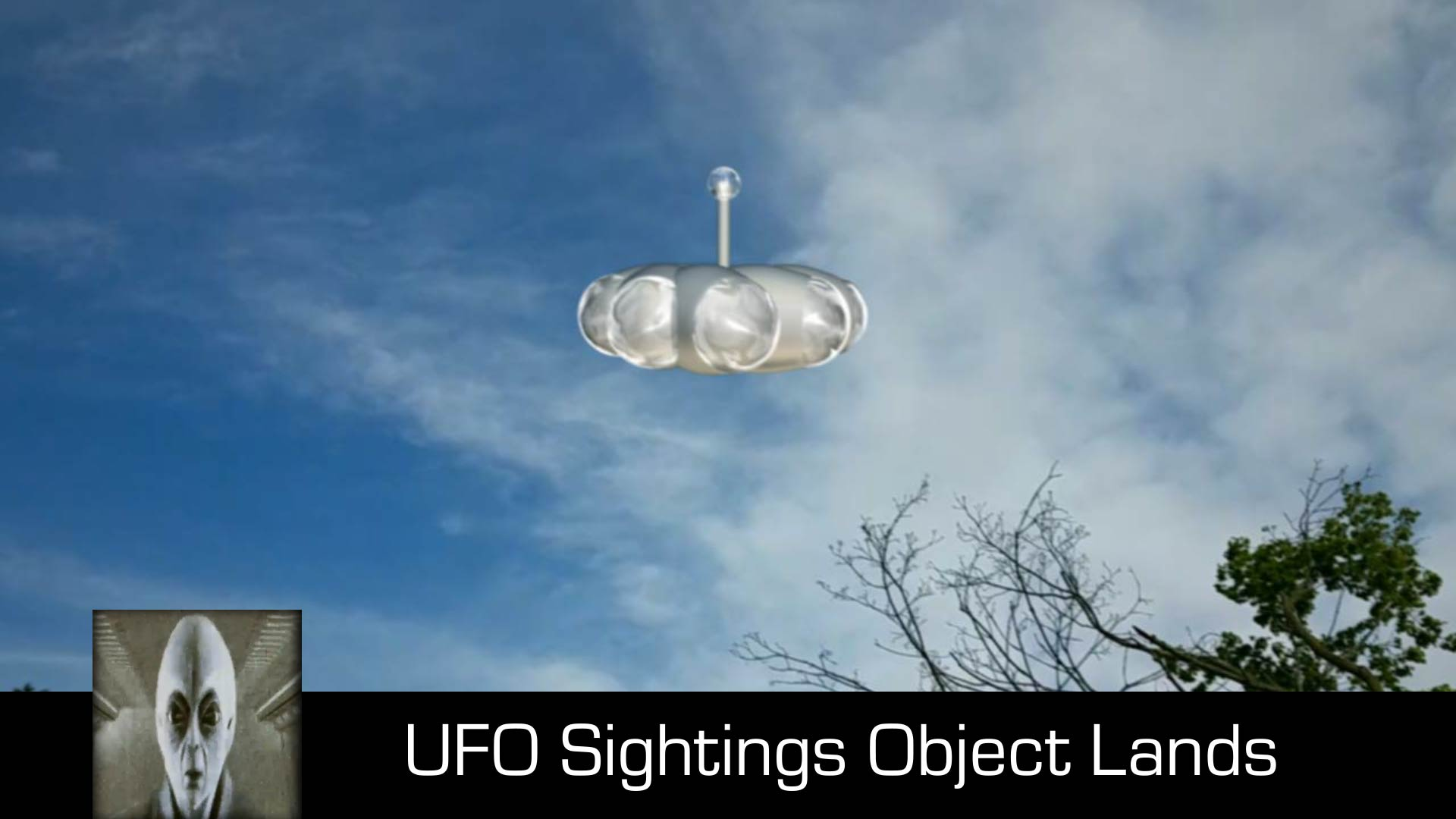 UFO Sightings Unknown Object Lands November 27th 2017