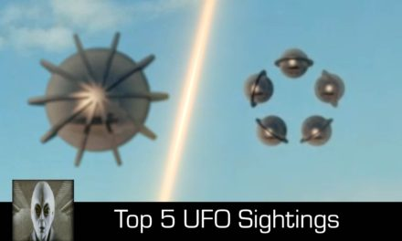 Top 5 UFO Sightings  December 2017