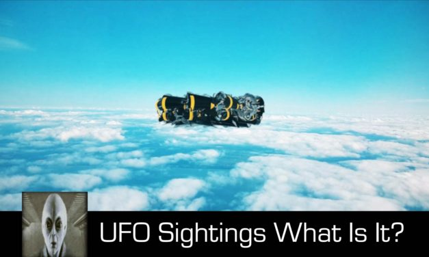 UFO Sightings What Is It