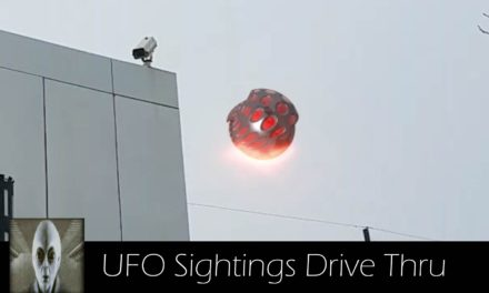 UFO Sightings At The Drive Thru March 4th 2018