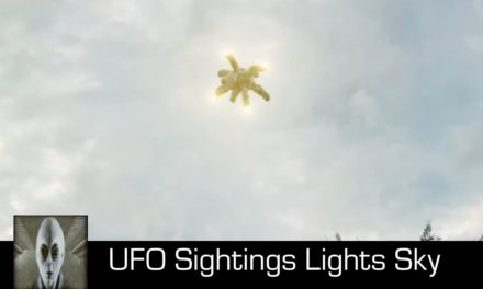UFO Sightings Lights In The Sky March 21st 2018