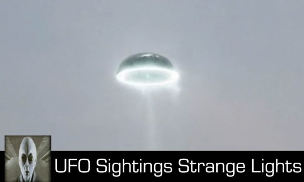 UFO Sightings Strange Lights In The Sky March 12th 2018