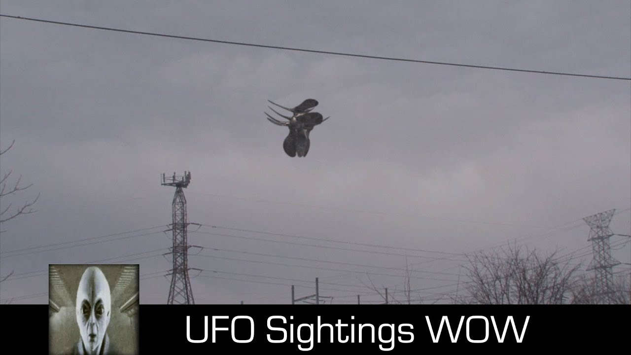 UFO Sightings WOW March 28th 2018