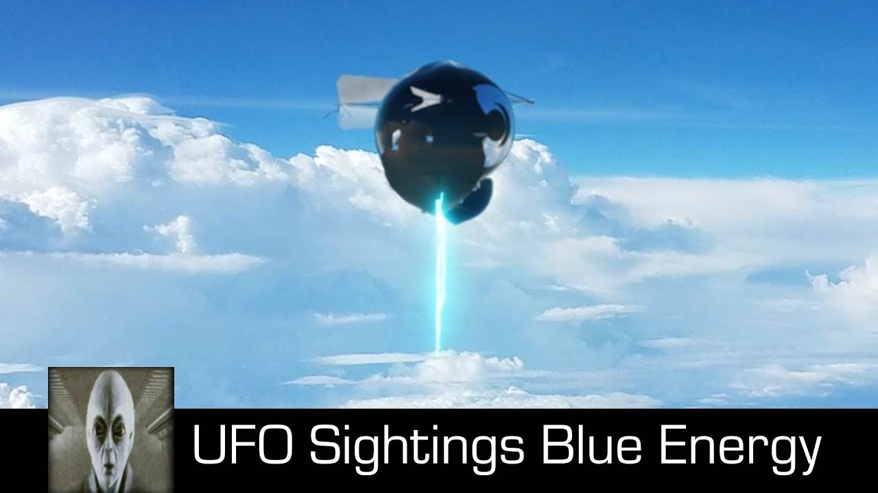 UFO Sightings Blue Energy April 10th 2018
