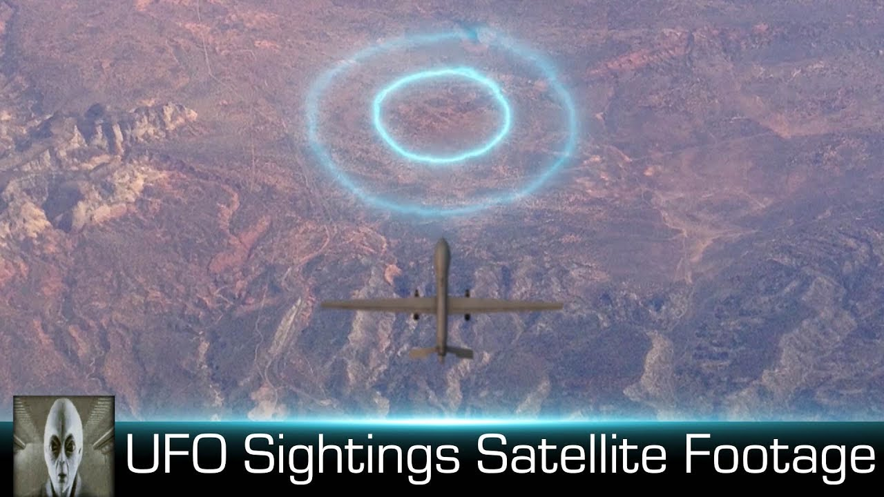 UFO Sightings Satellite Feed March 4th 2018