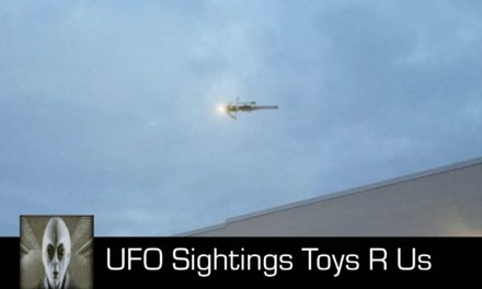 UFO Sightings Toys R Us April 7th 2018