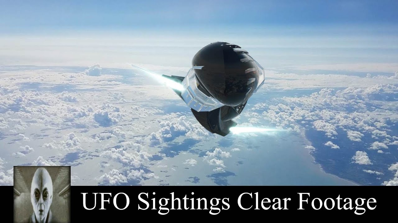 UFO Sightings Alien Ship