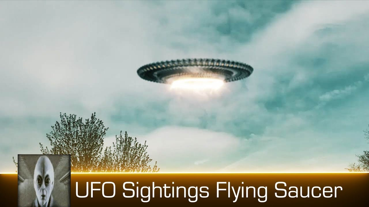 UFO Sightings Flying Saucer May 15th 2018