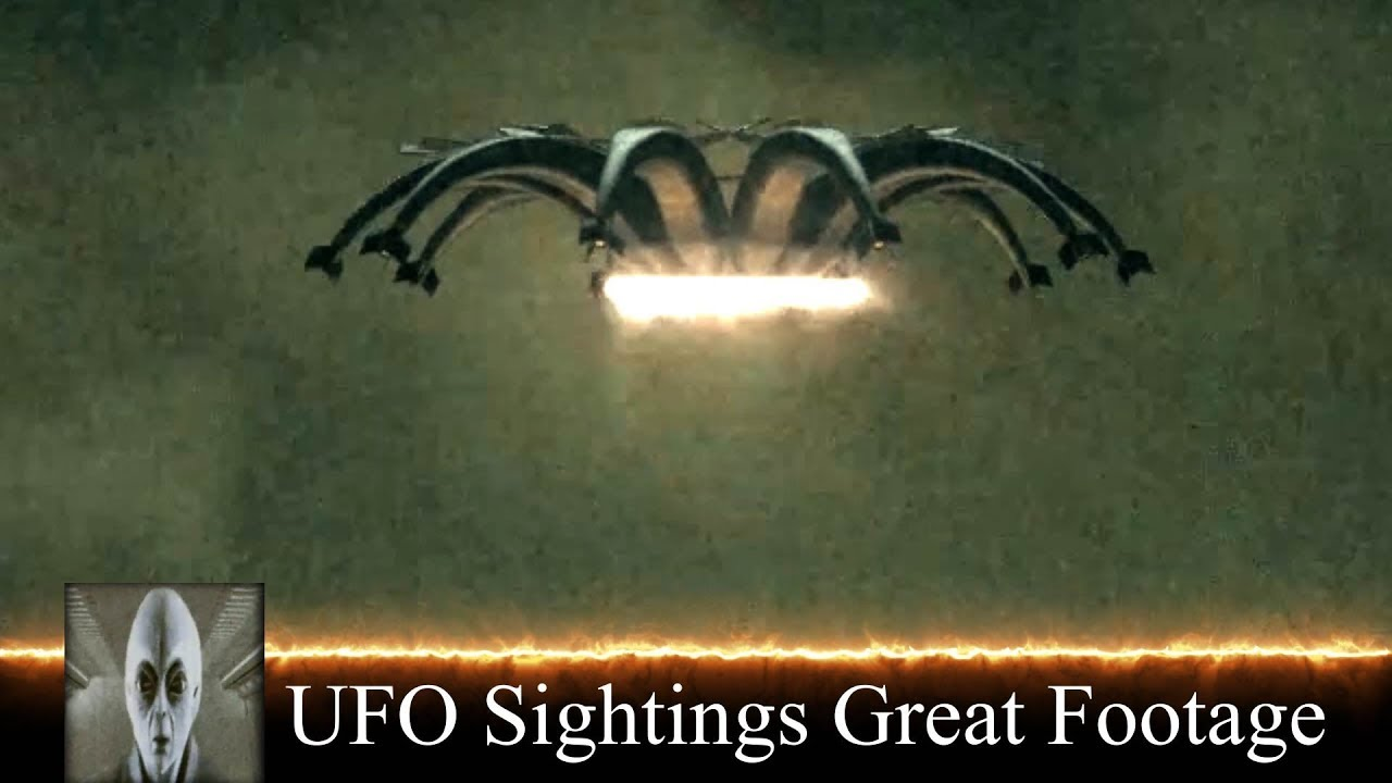 UFO Sightings Great Footage May 21st 2018