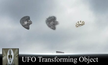UFO Sightings Transforming Object May 21st 2018