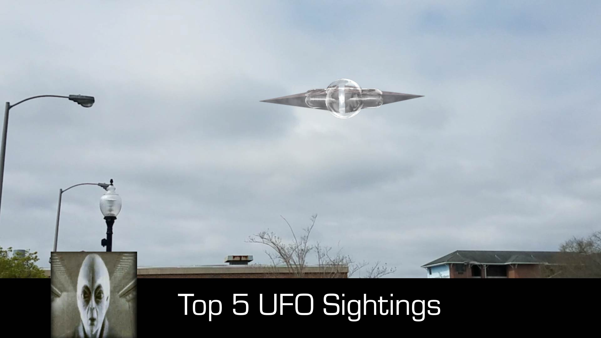 Top 5 UFO Sightings June 10th 2018