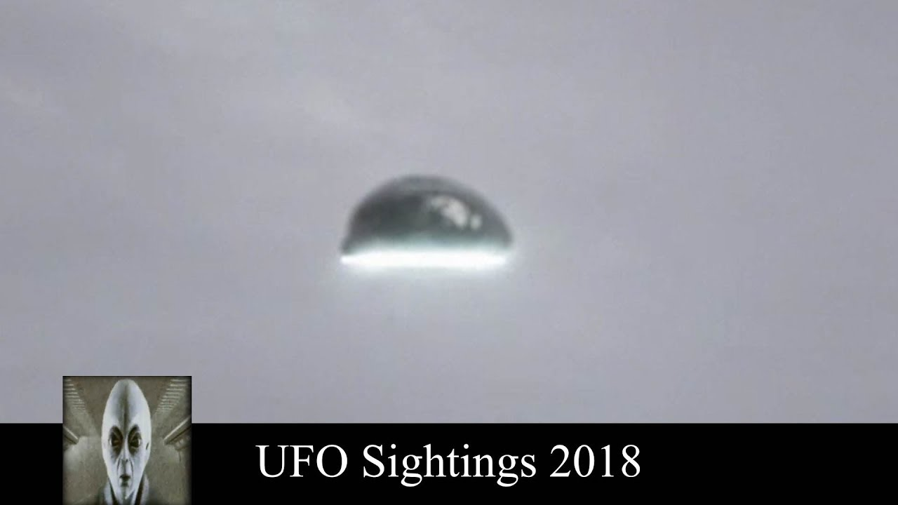UFO Sightings Excellent Footage June 21st 2018