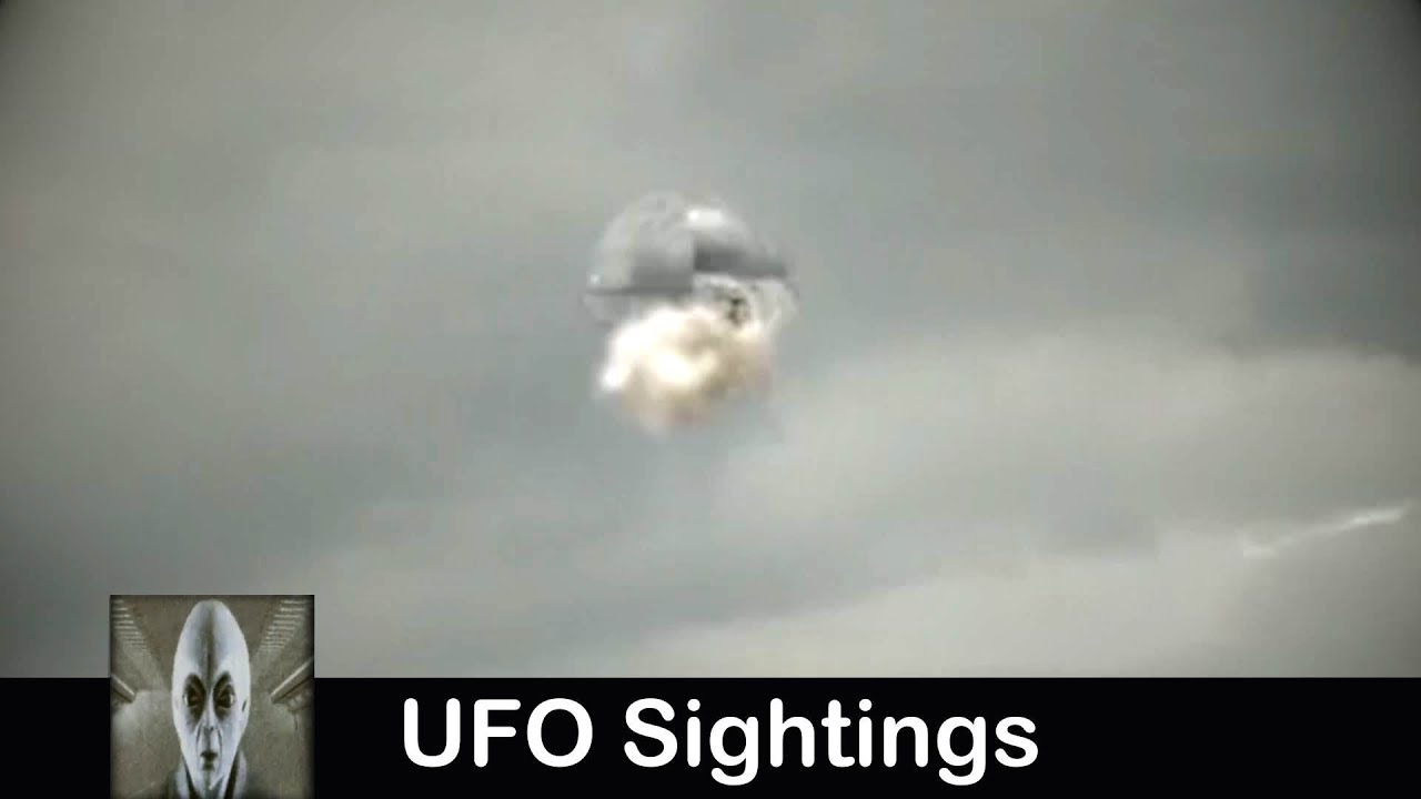 UFO Sightings Excellent Footage