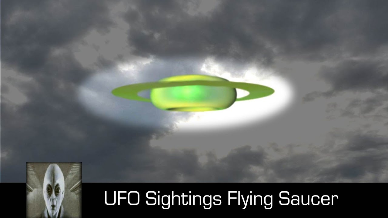 UFO Sightings Flying Saucer June 7th 2018