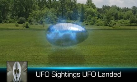 UFO Sightings UFO Landed June 11th 2018