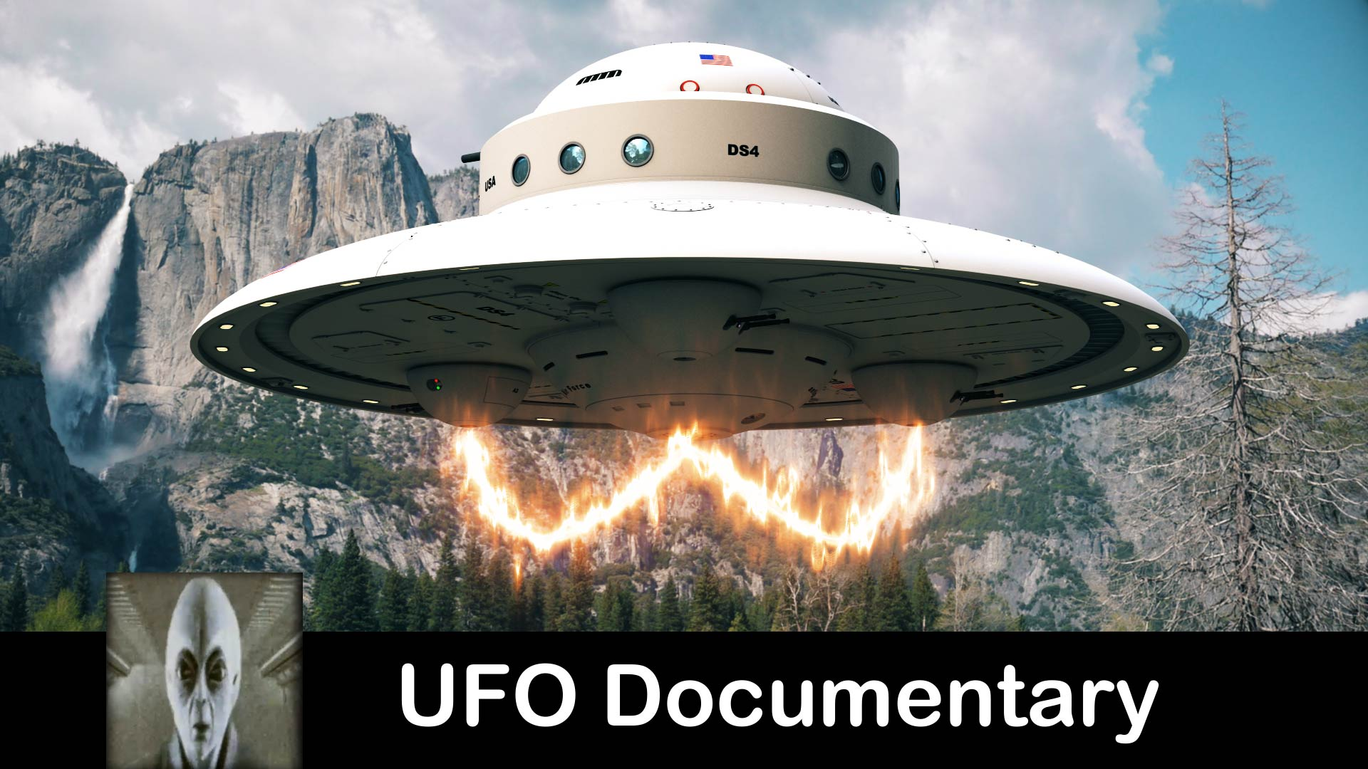 UFO Documentary June 30th 2018