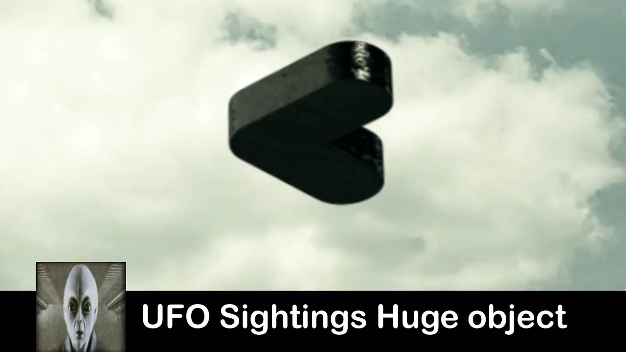 UFO Sightings Huge Object July 20th 2018