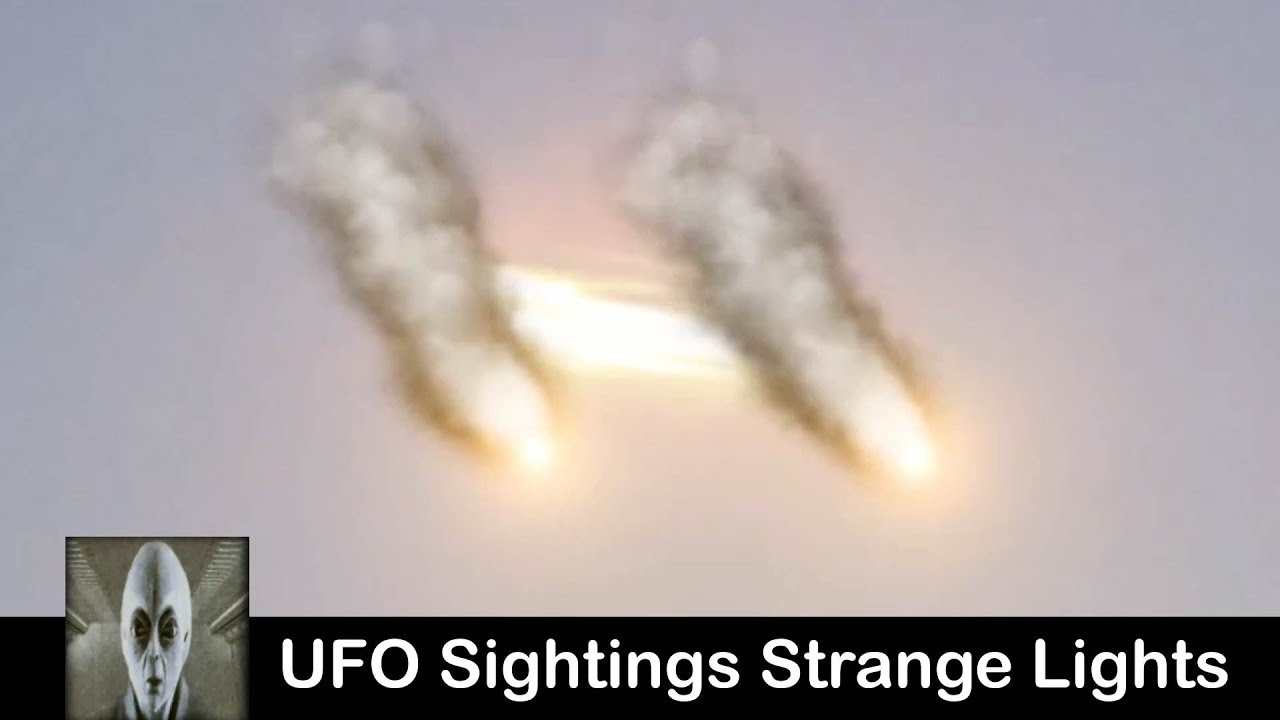 UFO Sightings Strange Lights July 23rd 2018