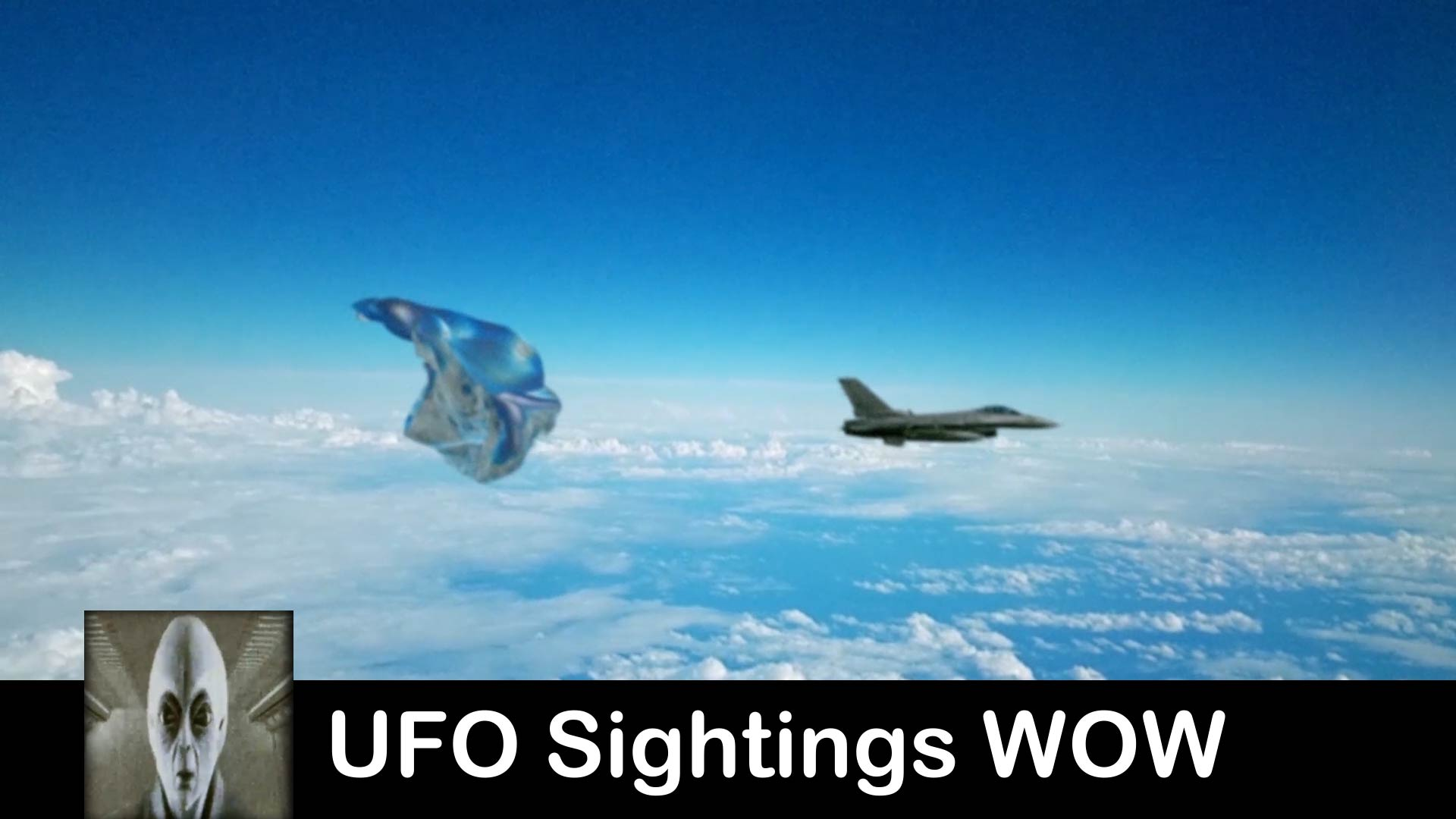 UFO Sightings You Might Want To See This