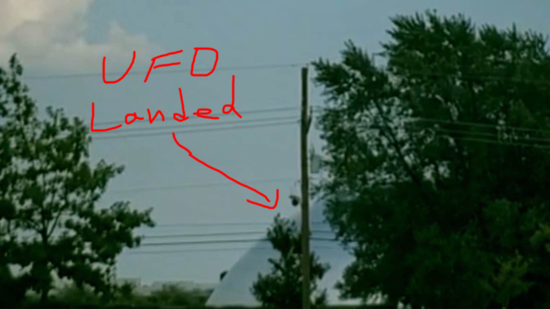 UFO-Landed-August-5th-2018