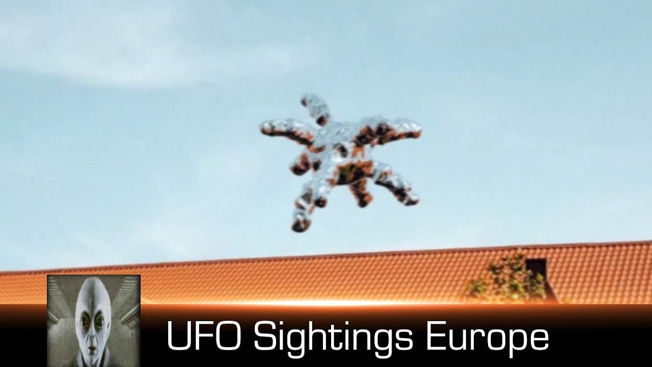 UFO Sightings Europe