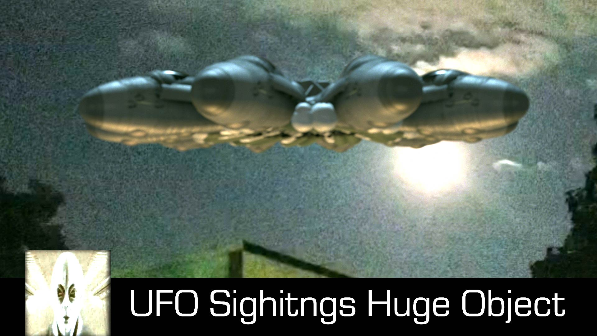 UFO Sightings Huge Unknown Object Germany August 3rd 2018