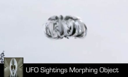 UFO Sightings Morphing Object August 13th 2018