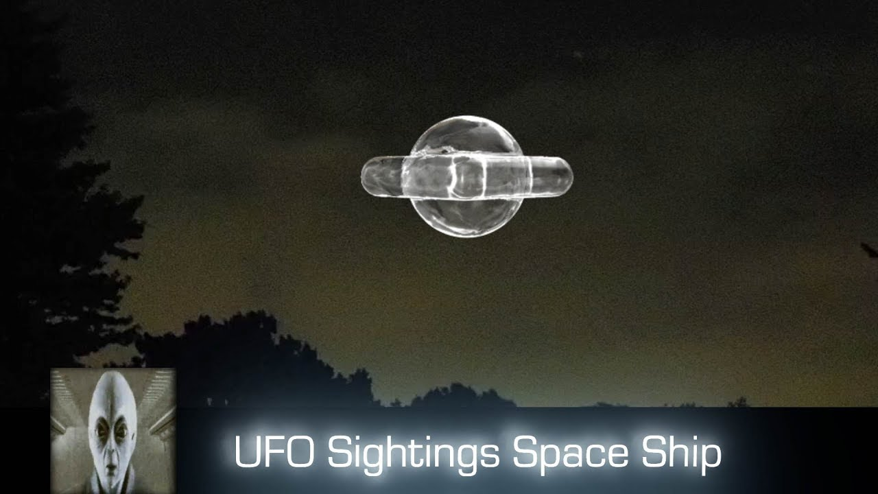 UFO Sightings Space Ship Michigan