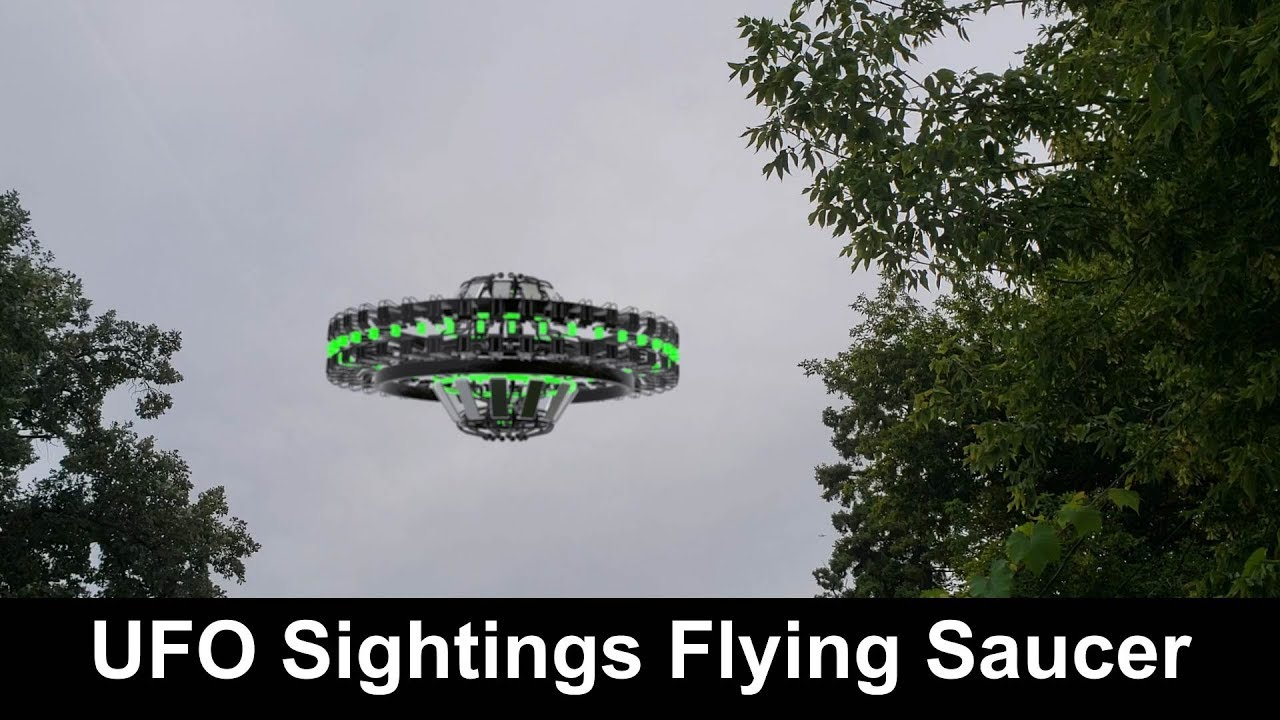UFO Sightings Flying Saucer September 11th 2018