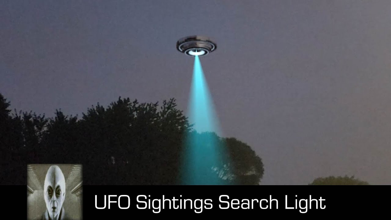 UFO Sightings Search Light