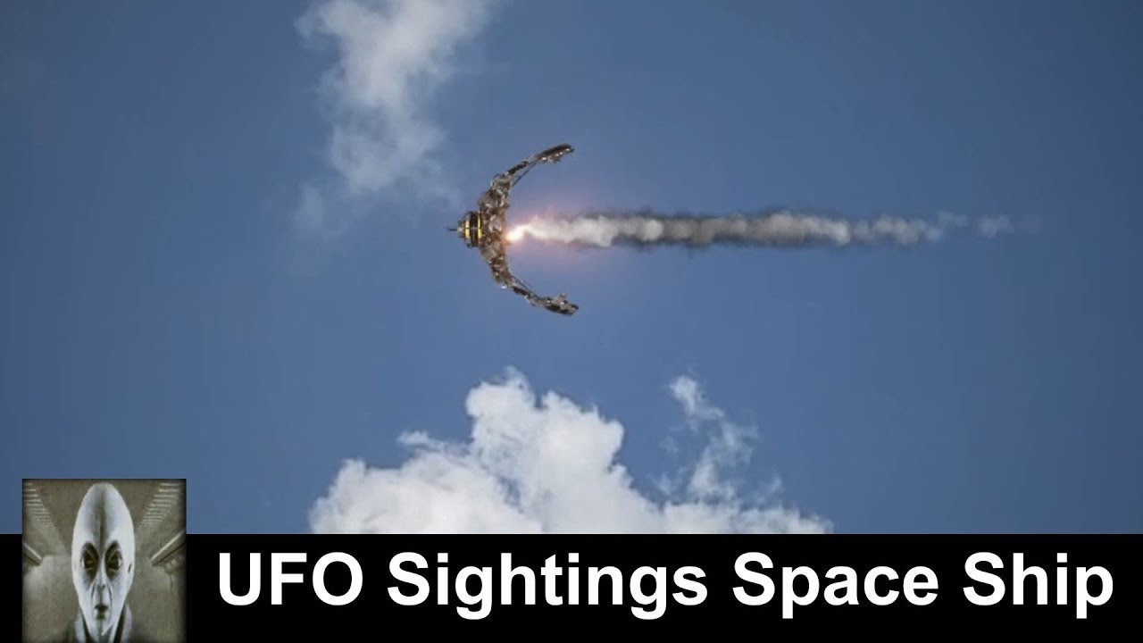 UFO Sightings Space Ship September 12th