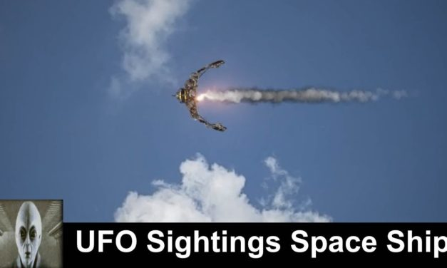 UFO Sightings Space Ship September 12th 2018