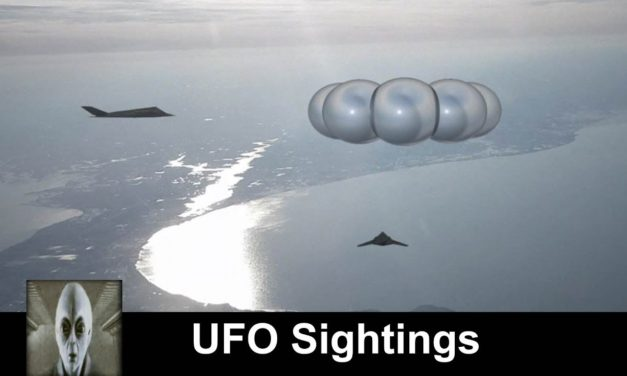 UFO Sightings Stealth UFO September 18th 2018