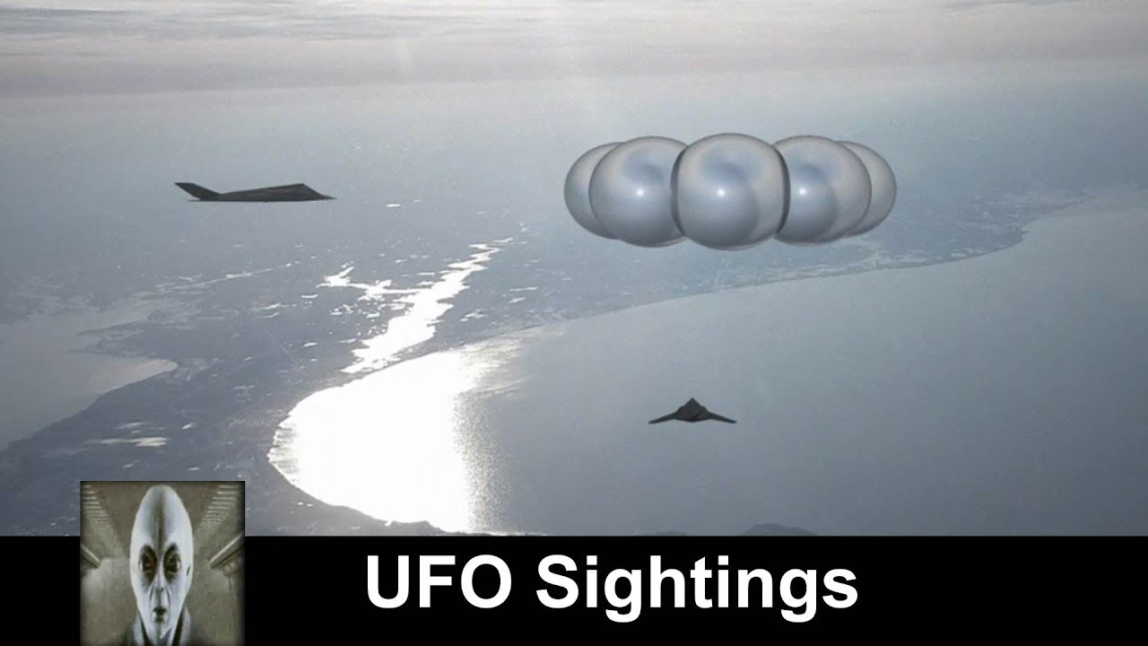 UFO Sightings Stealth September 18th 2018