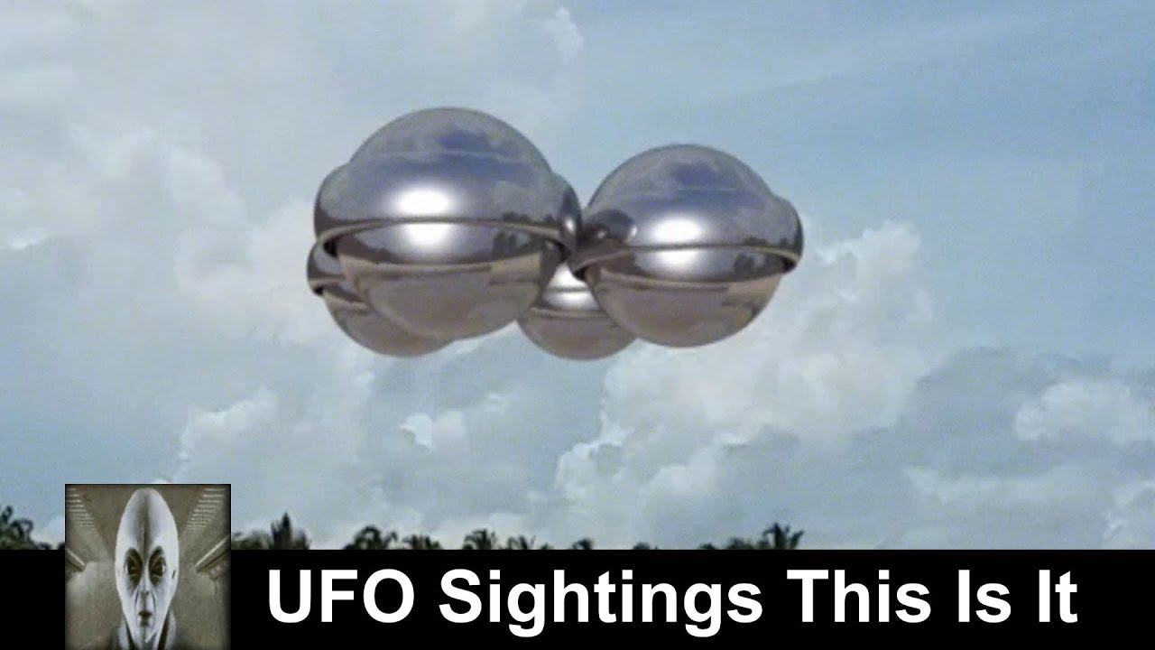 UFO Sightings This Is It September 7th 2018