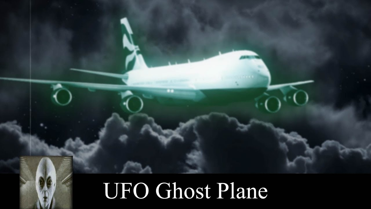 UFO Ghost Plane October 10th 2018
