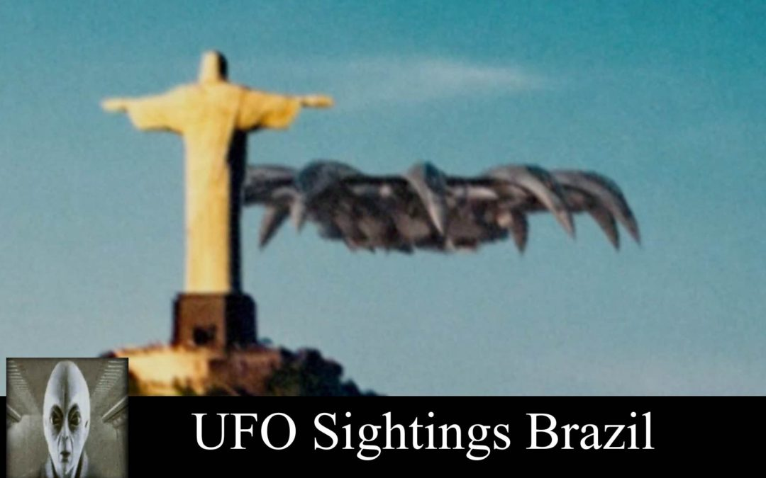UFO Sightings 2018 Phoenix Lights and Incredible UFO Spotted In Brazil