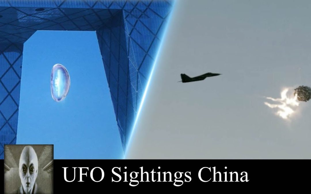 UFO Sightings 2018 Must See Footage and UFO Spotted In China