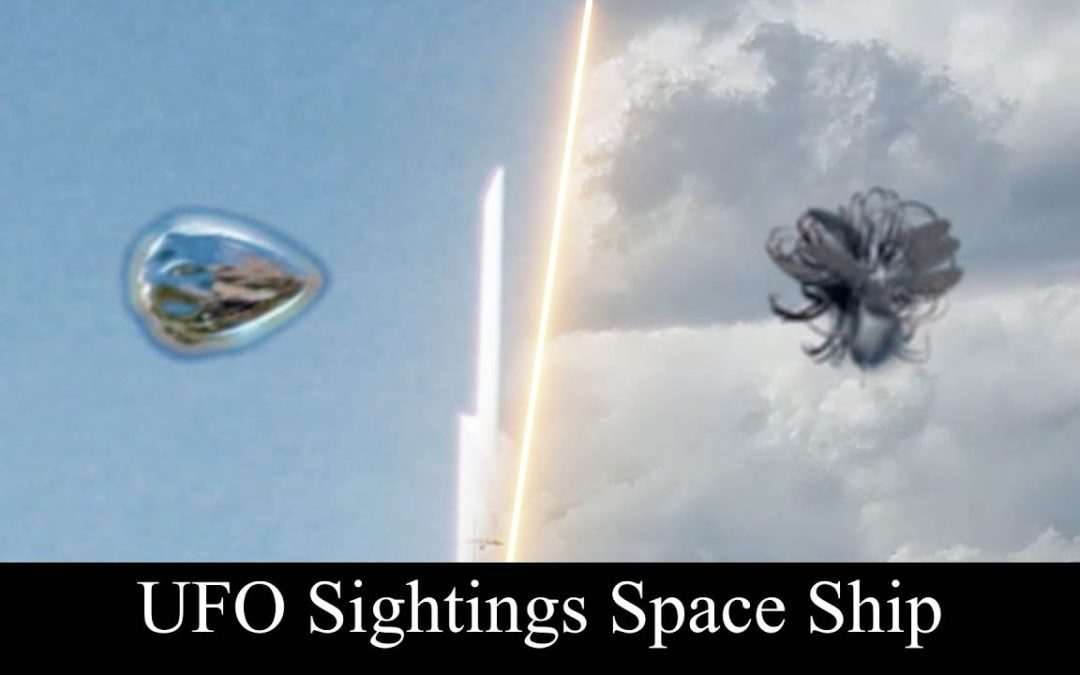 UFO Sightings Space Ship October 26th 2018