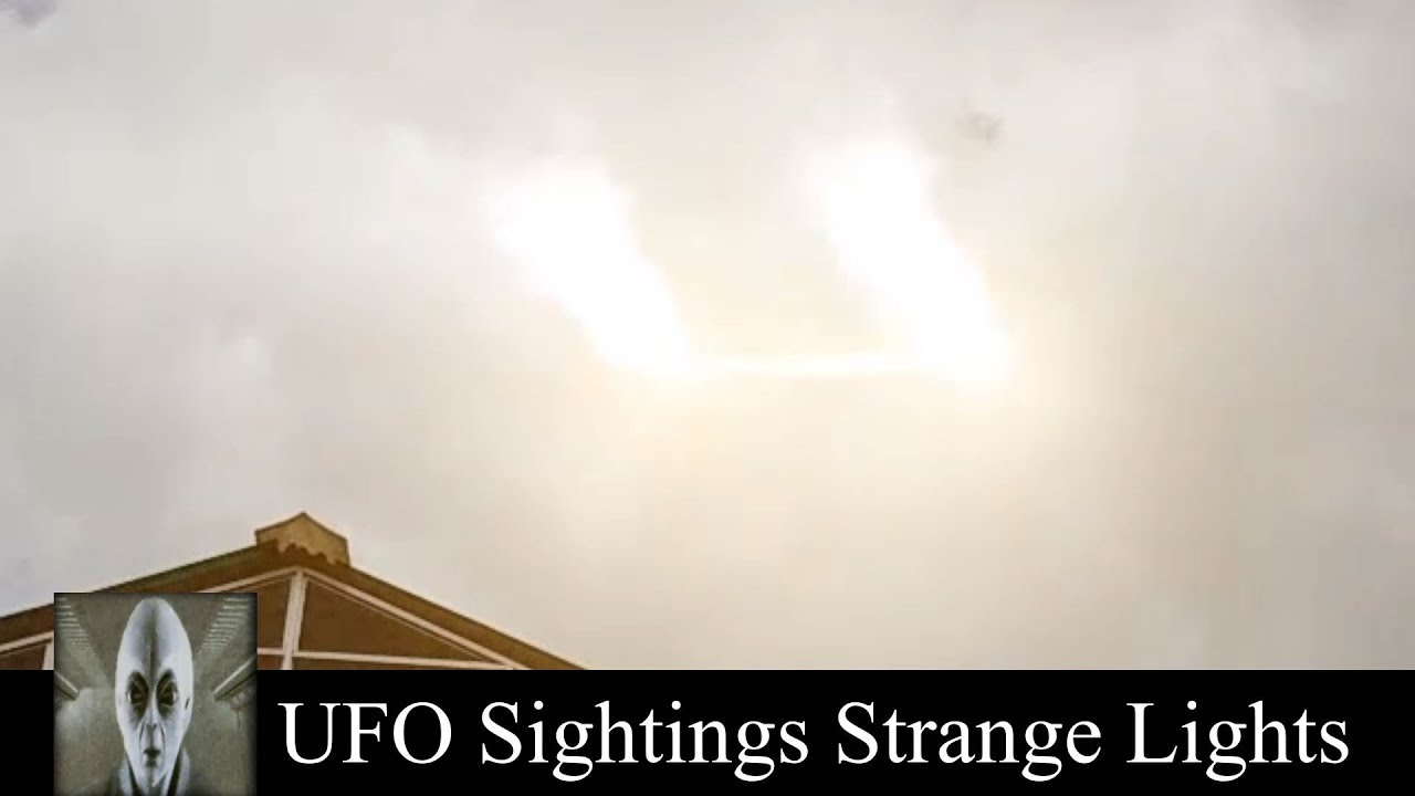 UFO Sightings Strange Lights October 18th 2018