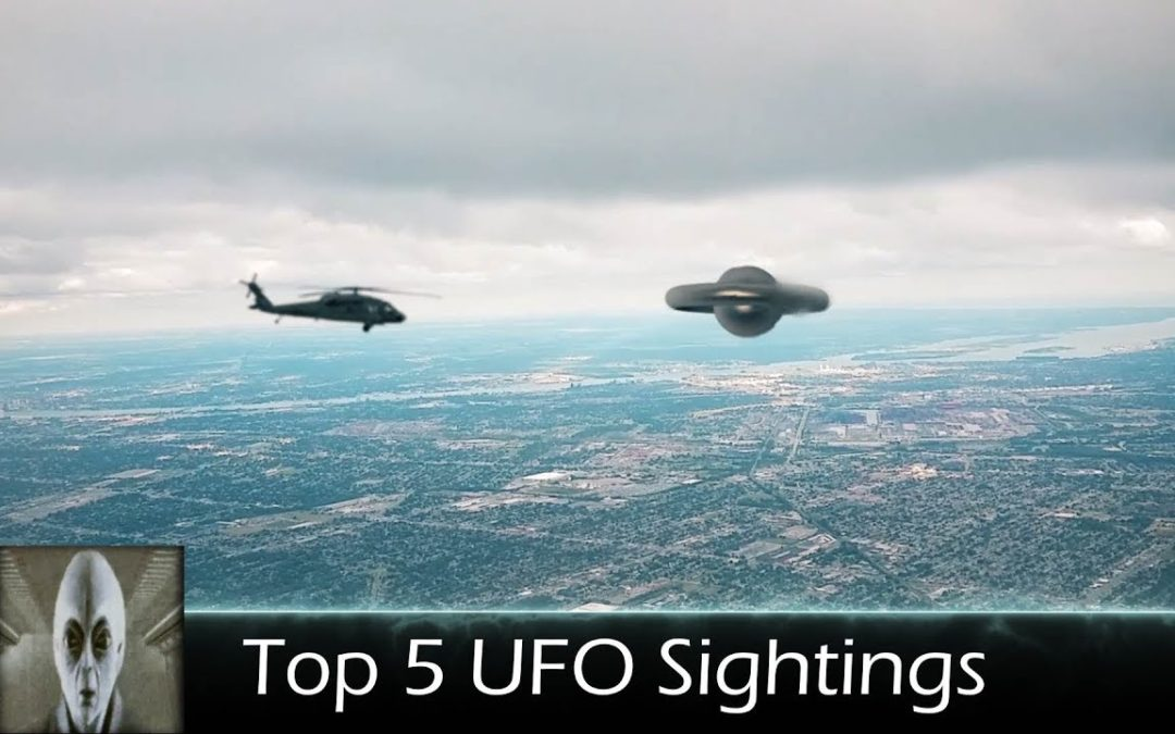 Top 5 UFO Sightings You Might Want To See This