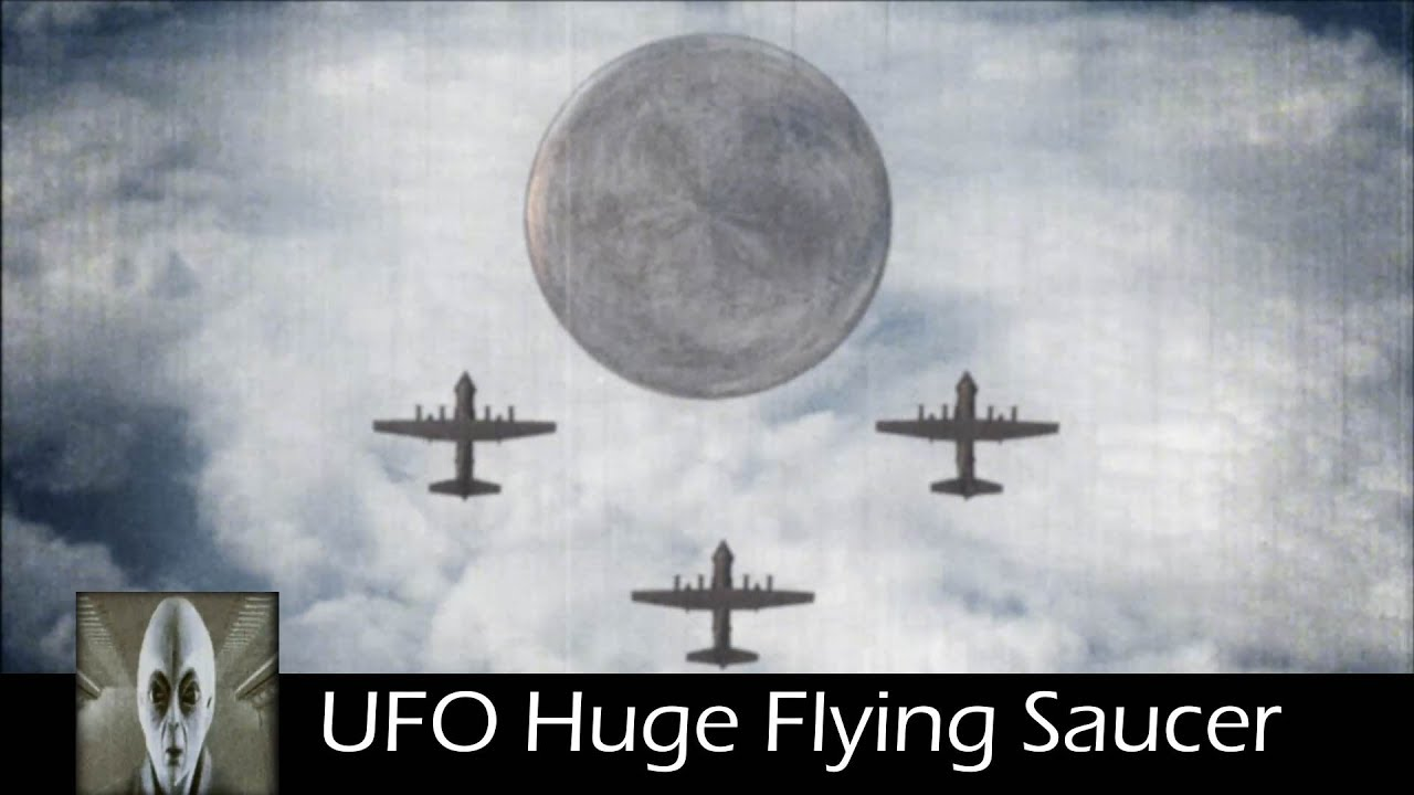 UFO Sightings Huge Flying Saucer and Organic Shaped UFO 2018