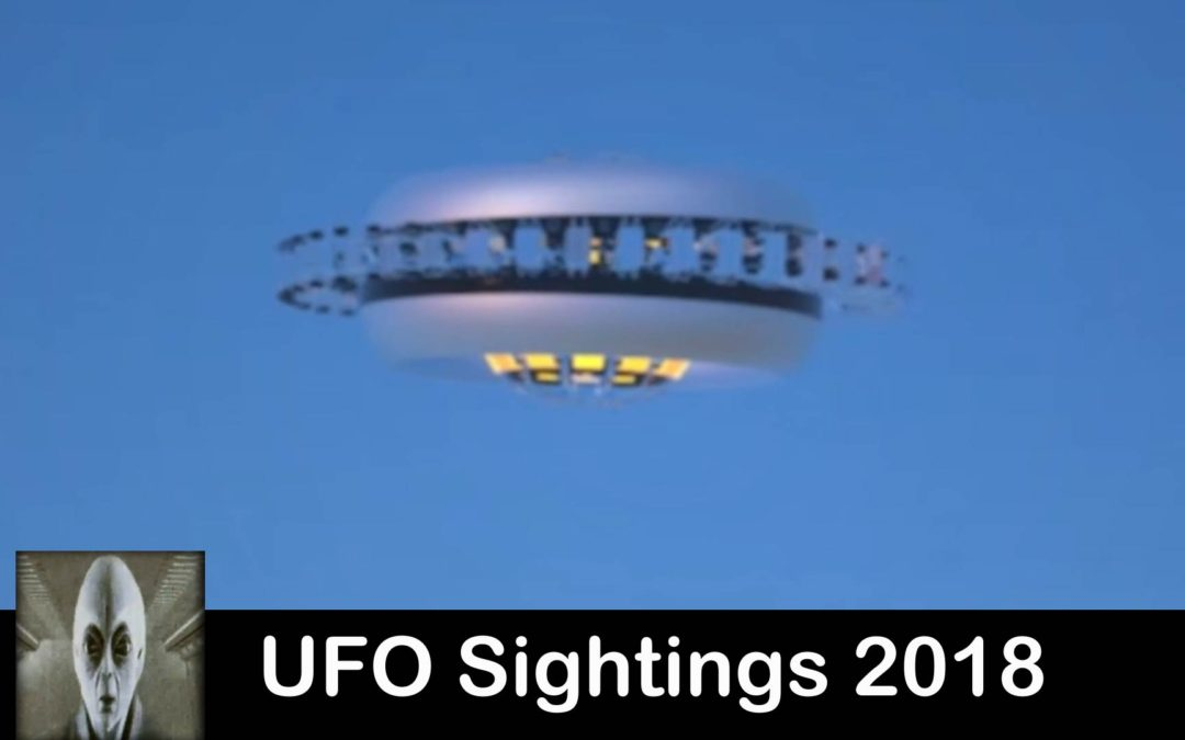 UFO Sightings Great Footage December 2018