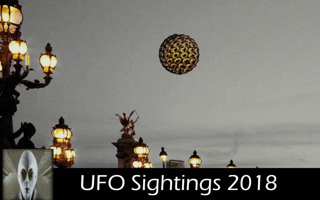 UFO Sightings Light Speed and UFO Spotted In France 12-5-2018