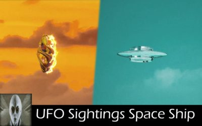 UFO Sightings Space Ship December 1st 2018