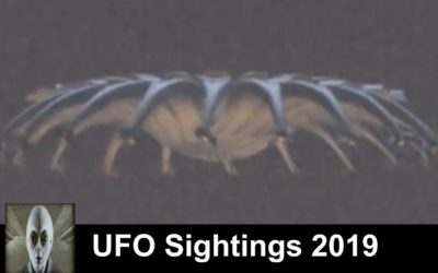 UFO Sightings 2019 Huge Unknown Object And Something By At Apartment