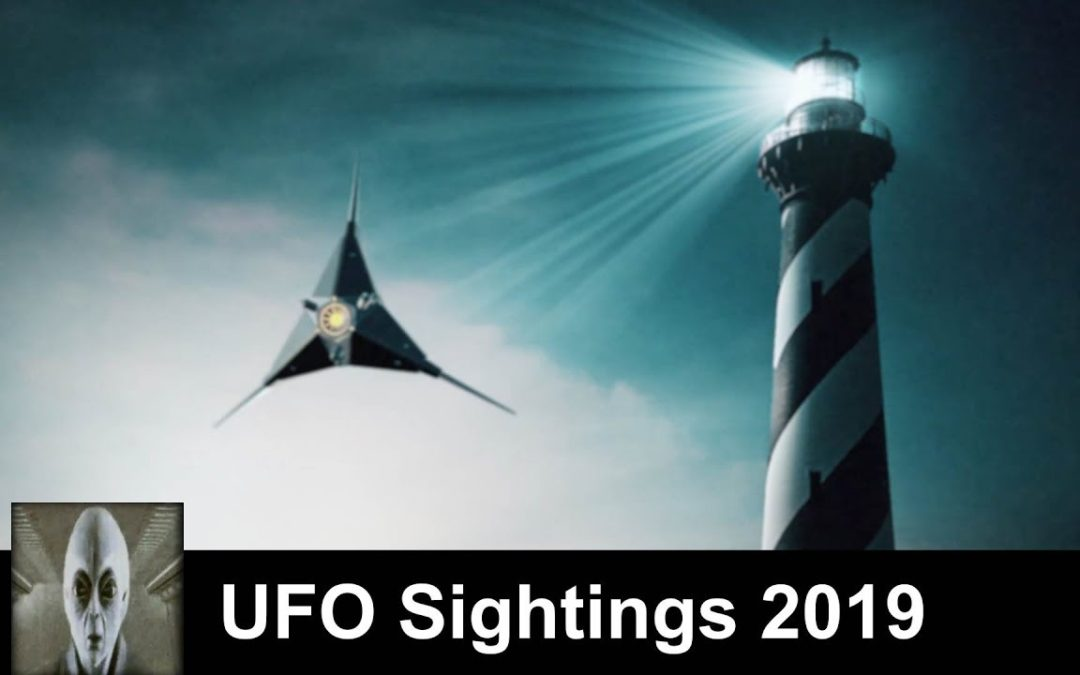 UFO Sightings 2019 At A Light House